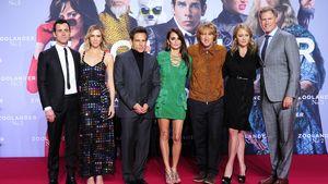 Justin Theroux, Ben Stiller, Penelope Cruz, Owen Wilson und Will Ferrell