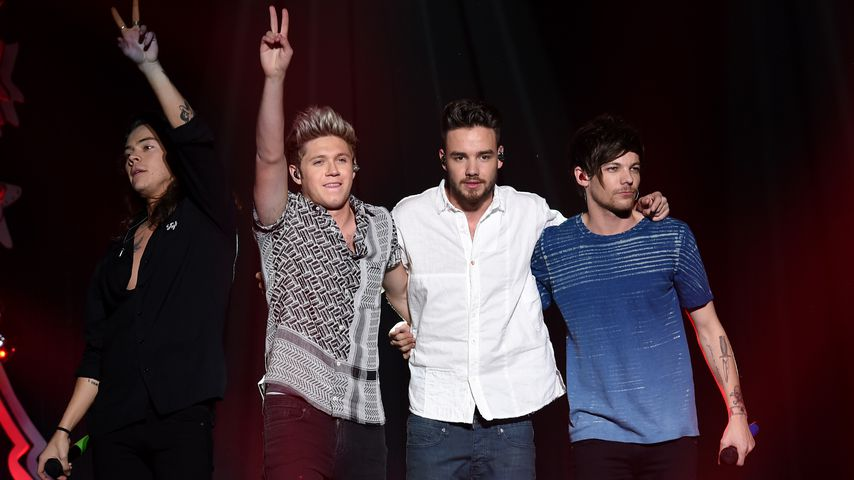 One Direction beim Jingle Ball Konzert 2015 in Los Angeles