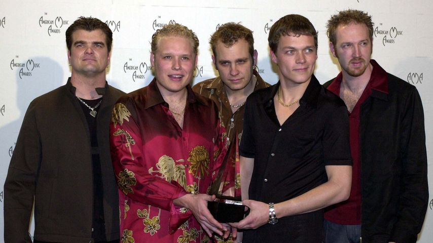 3 Doors Down bei den American Music Awards 2001