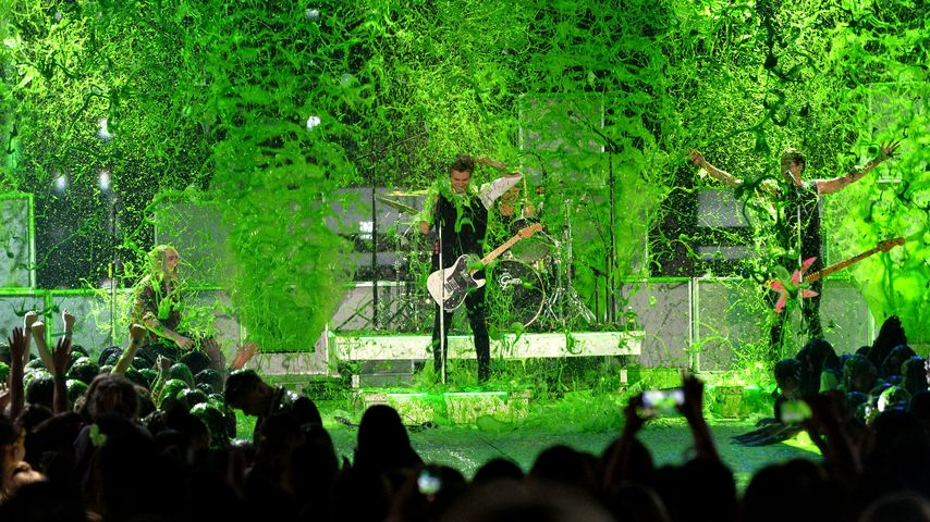 5 Seconds of Summer: Schleim-Auftritt extrem bei den KCAs