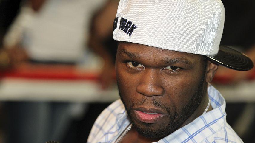 50 Cent im April 2012 in Las vegas