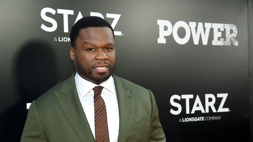 50 Cent im Juni 2018