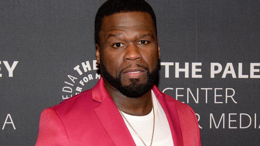50 Cent im Februar 2020
