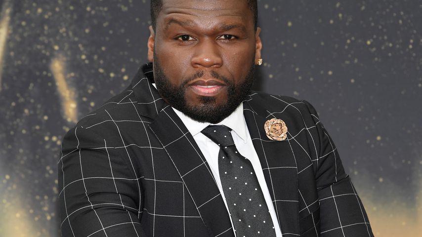 50 Cent, Rap-Star