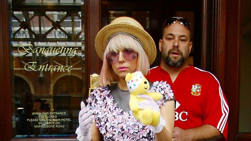 Lady GaGa wurde früher gemobbt