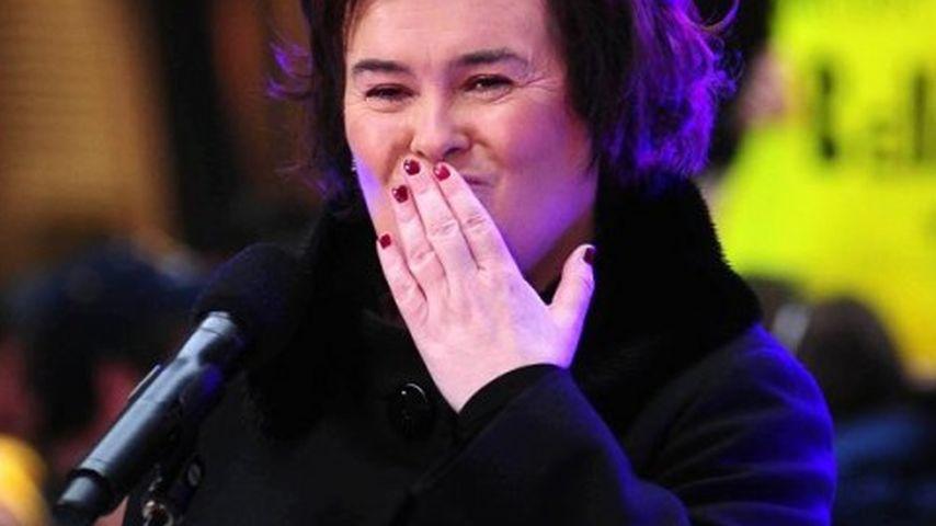 Zuckerkrank: Auch Susan Boyle hat's erwischt!