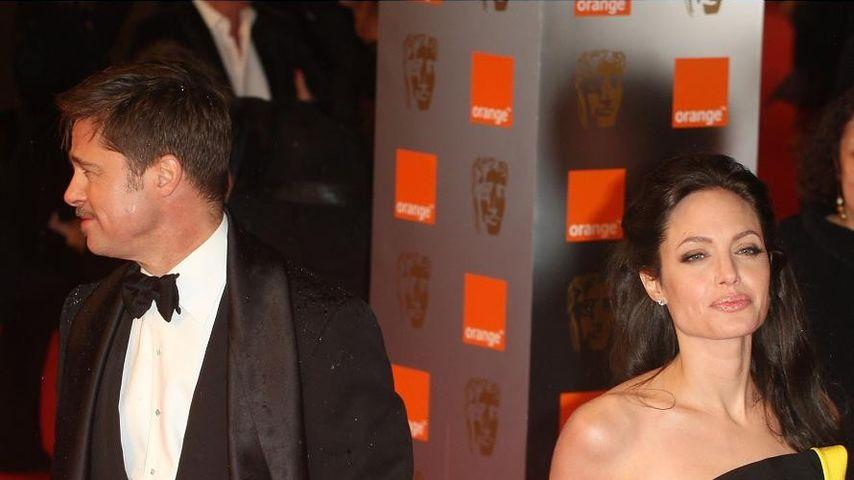 Im Bett mit Brad Pitt: N danke! - Jolie