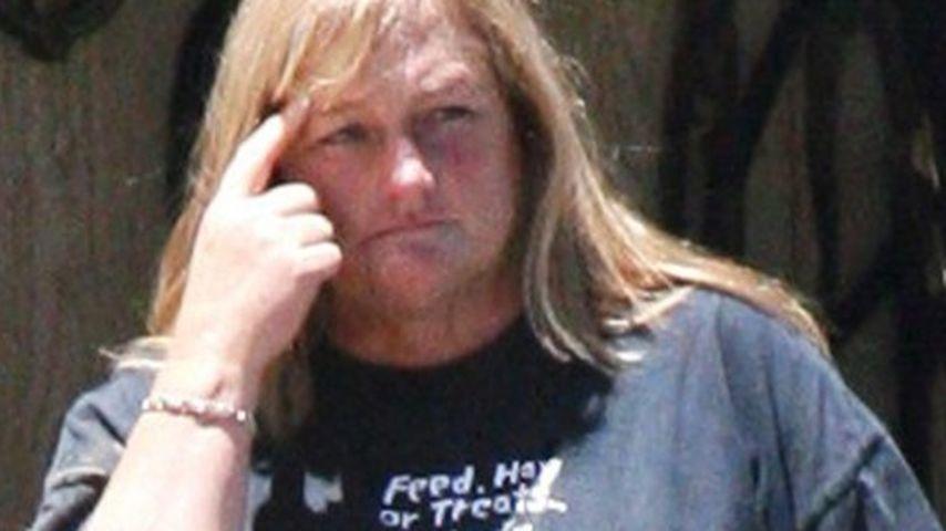 Krass! Debbie Rowe droht Murray mit Pistolen-Kugel