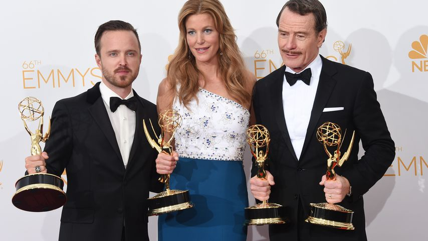 "Paul & Cranston: ""Breaking Bad""-Reunion unterm Tannenbaum"