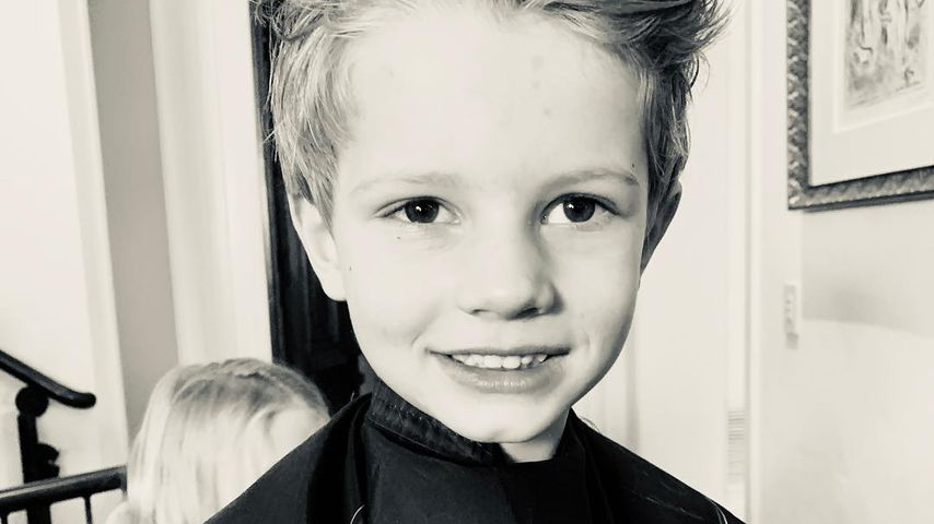 Ace Johnson, Sohn von Jessica Simpson im Dezember 2018