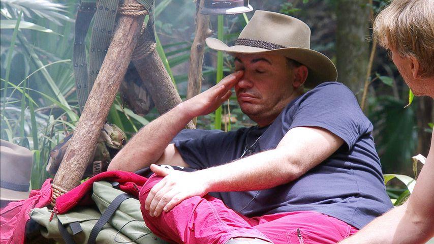 Gähn-Alarm? Matthias schon zum 5. Mal in Dschungelprüfung!