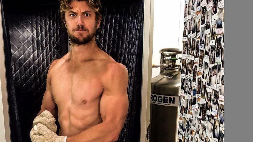 "Viele ""Sex/Life""-Nacktszenen waren Adams Fitnessmotivation"