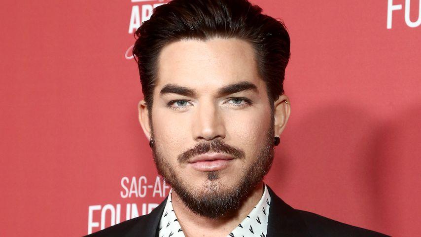 Adam Lambert bei einer Veranstaltung in Beverly Hills im November 2018