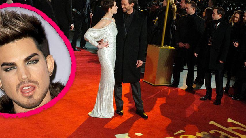 """Adam Lambert lästert über """"Les Misérables"""""""