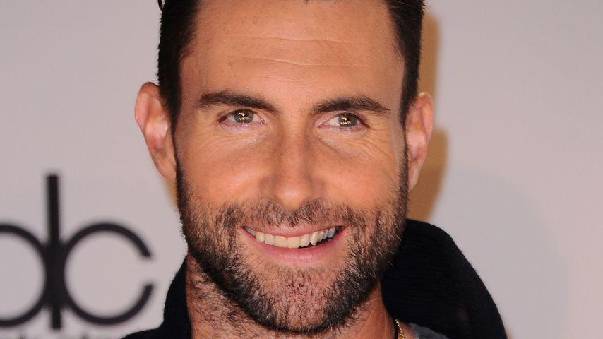 Große Ehre: Adam Levine bekommt Stern auf dem Walk of Fame!
