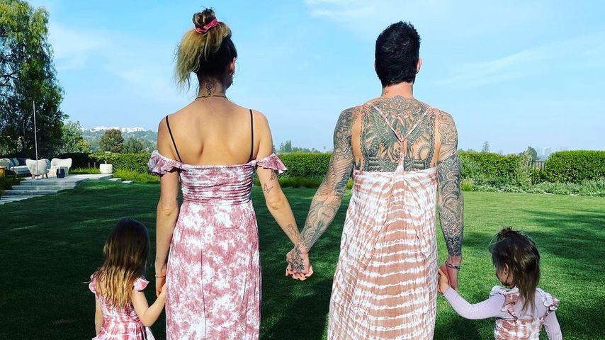 Adam Levine und seine Familie