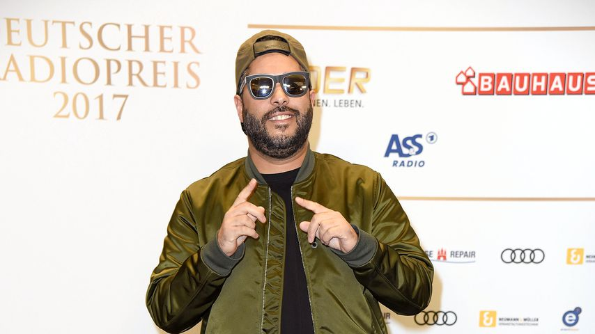 Adel Tawil beim Deutschen Radiopreis 2017