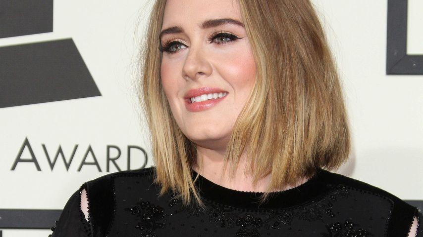 Adele Adkins bei den 58. Grammys