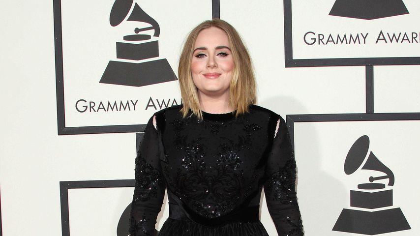 Adele Adkins bei den Grammys 2016