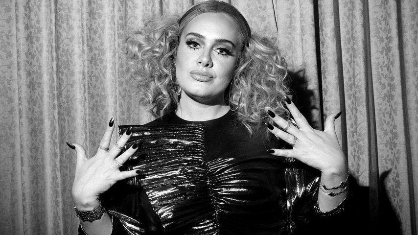 Adele an ihrem 31. Geburtstag