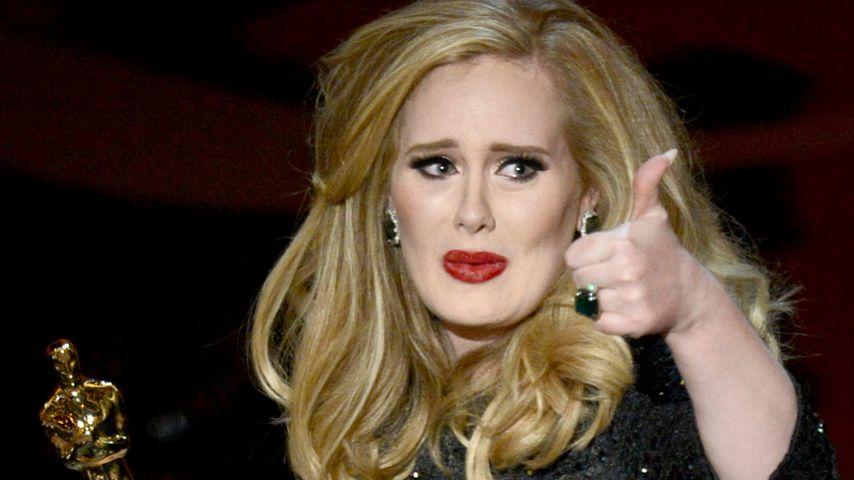 Total abgespeckt: Adele wollte früher nie so schlank sein