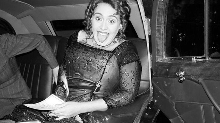 Adele auf ihrer Geburstagsfeier
