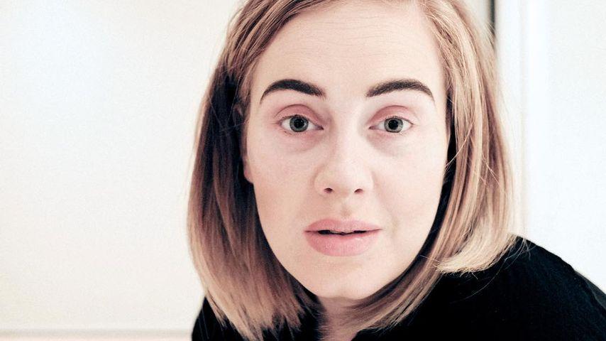 Sichtbar krank im Video: Adele muss Welt-Tour unterbrechen!