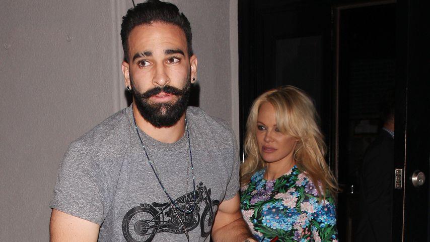 Doppelleben-Vorwurf: Pamela Andersons Ex setzt sich zur Wehr