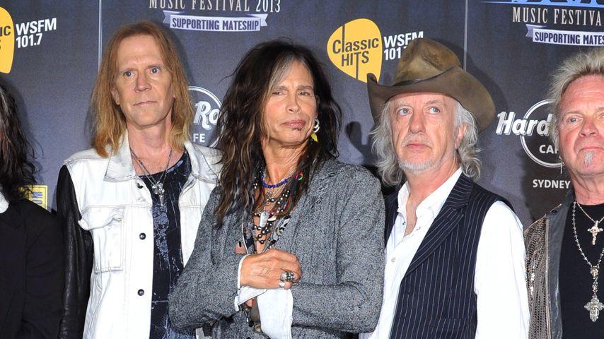 Steven Tyler und Aerosmith