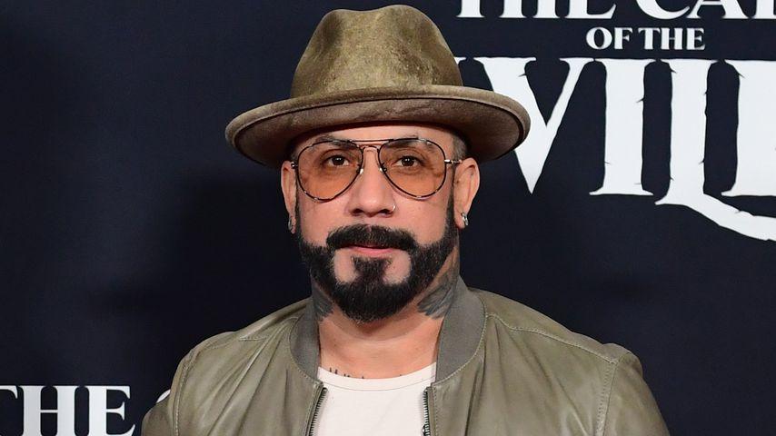 AJ McLeans Sucht: Darum brachen Backstreet Boys bei ihm ein!