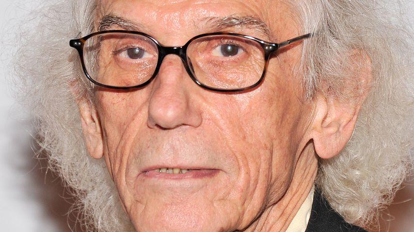 Der Aktionskünstler Christo ist mit 84 Jahren gestorben