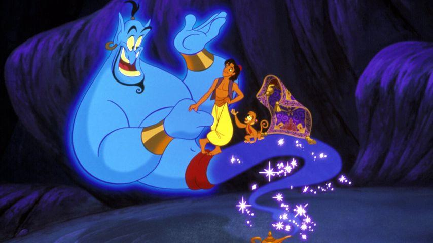 Genie und Aladdin