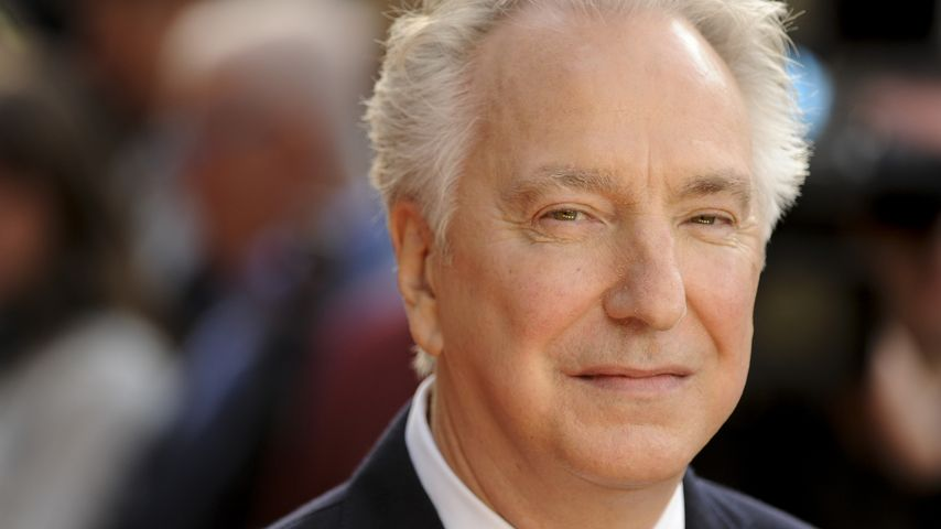 "1. Todestag: ""Harry Potter""-Star Alan Rickman unvergessen"