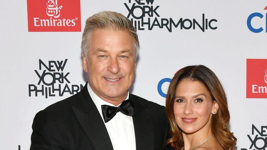 Alec und Hilaria Baldwin, September 2018