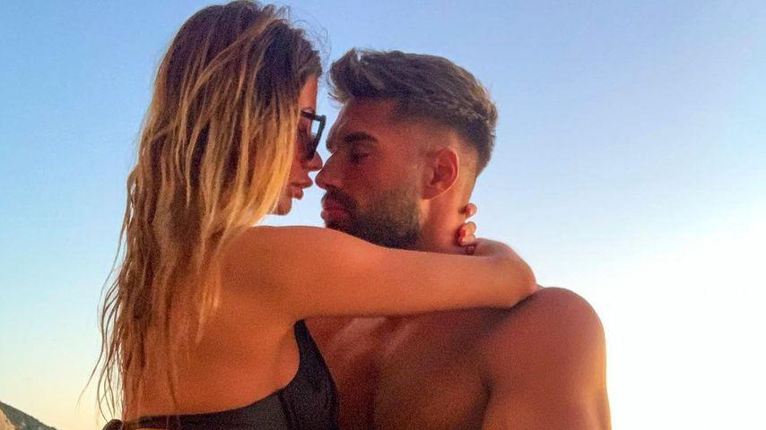 Das #CoupleChallenge-Paar Christina Dimitriou und Aleksandar Petrovic