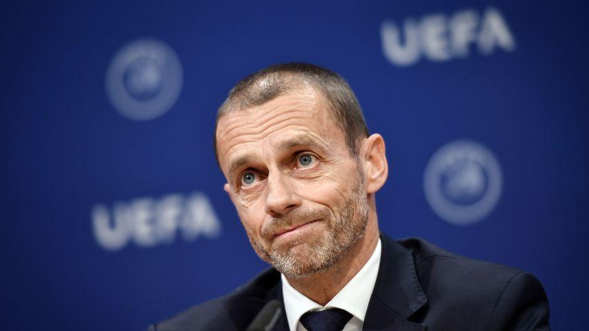Aleksander Čeferin, Präsident der UEFA