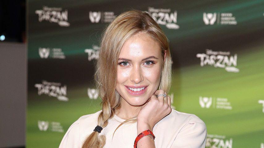 Alena Fritz, Model