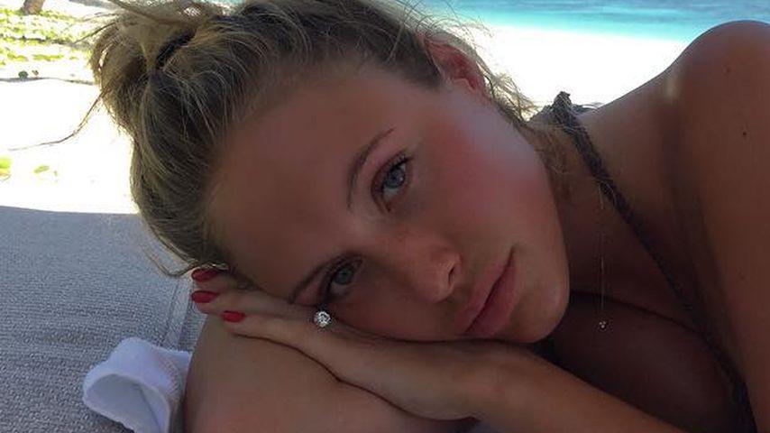 Schmerzvolle Erinnerung: Alena Gerber trauert um ihren Hund!