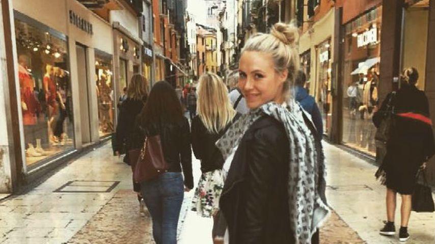 Alena Gerber in Verona
