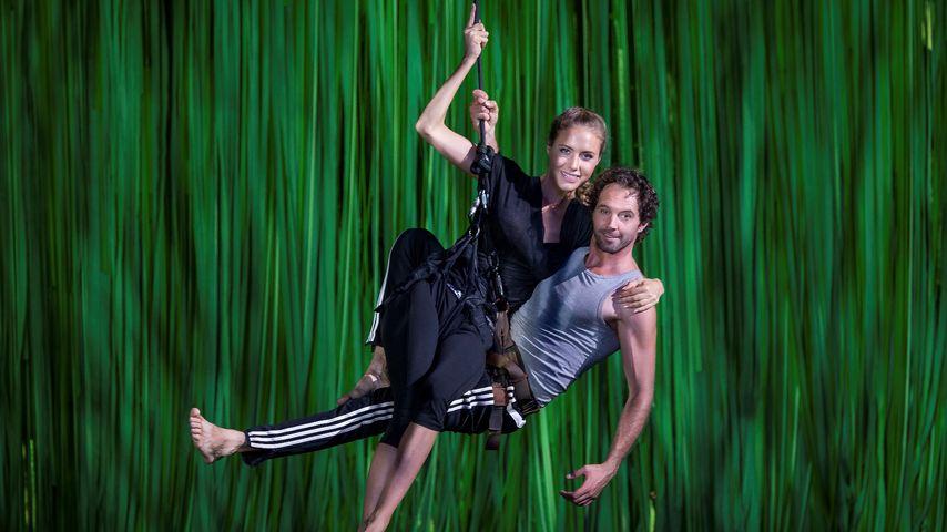 Traummann Tarzan? Model Alena Gerber probiert sich als Jane