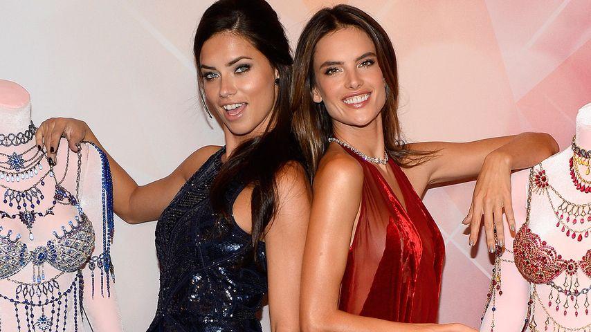 Alessandra Ambrosio und Adriana Lima