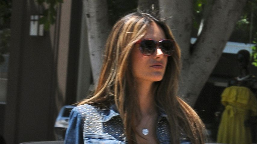 Alessandra Ambrosio hat ihre Modelfigur zurück