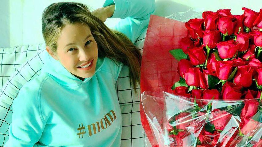 Alessandra Meyer-Wölden am Muttertag