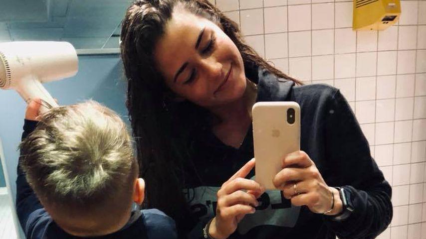 Mama-Sohn-Date: Alessio wird Sarah Lombardis Mini-Stylist!