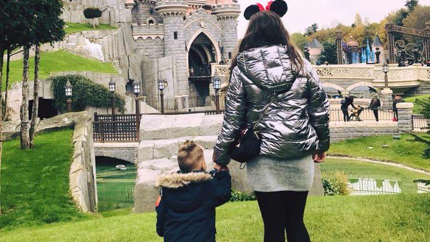 Im Disneyland Paris: Fans meckern – Sarah schlägt zurück!