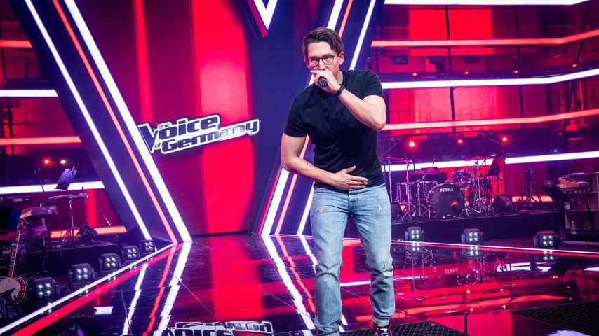 "Alex Hartung, Allstar bei ""The Voice of Germany"" 2020"