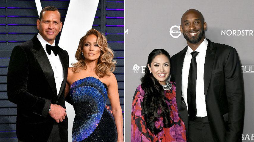 J.Lo, Kim K. und Co.: Rührende Worte an Kobe Bryants Witwe