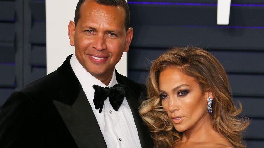Fremgeh-Klausel für A-Rod: J.Lo lässt Ehevertrag aufsetzen!