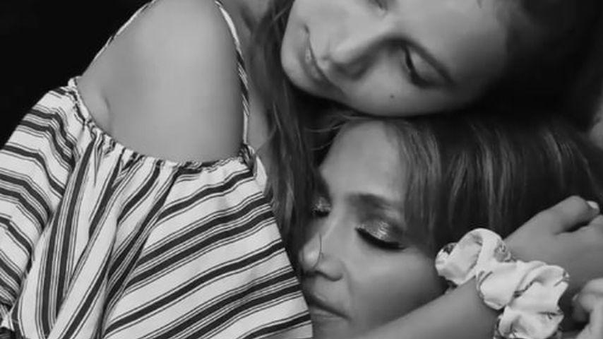 Alex Roriguez' Tochter Ella und Jennifer Lopez