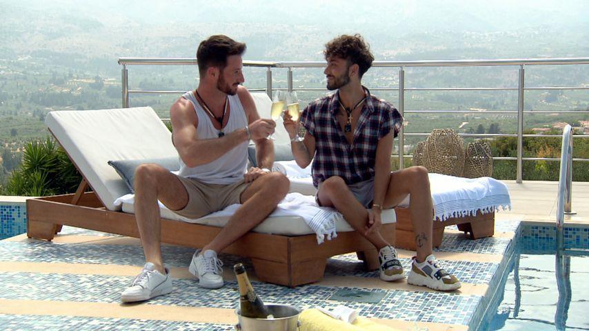"""Alex und Andre bei einem """"Prince Charming""""-Einzeldate"""